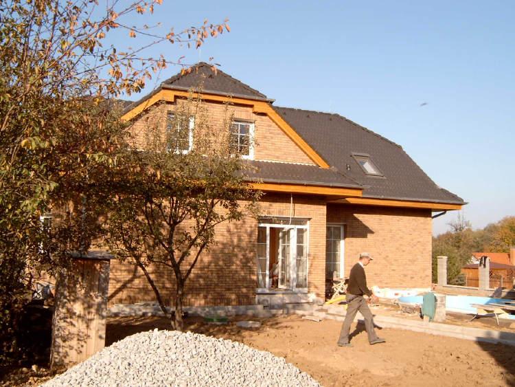 Pasivní zděné domy