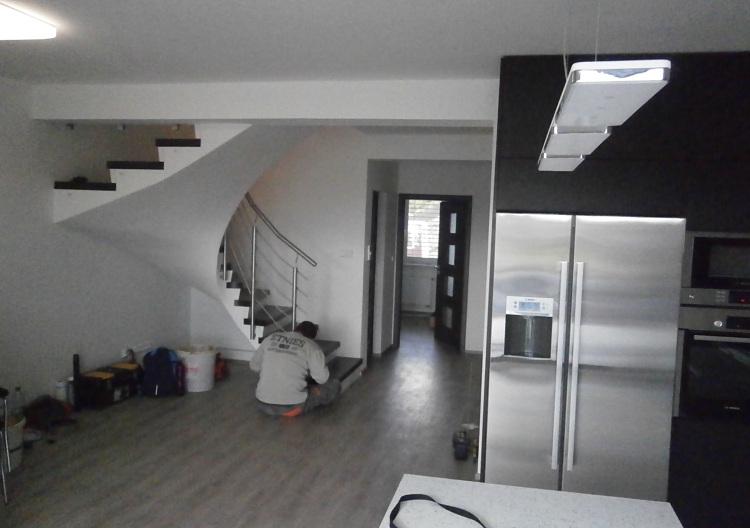 Rekonstrukce bytu Brno